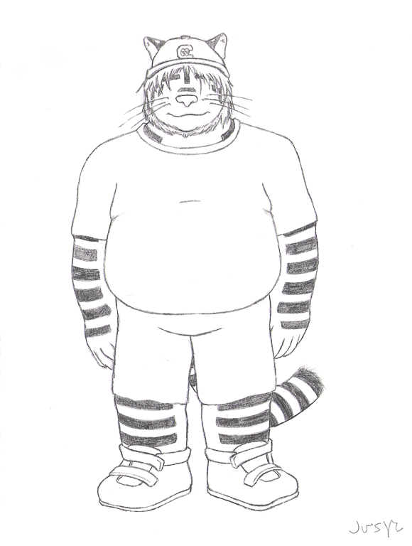 Ralph's tiger